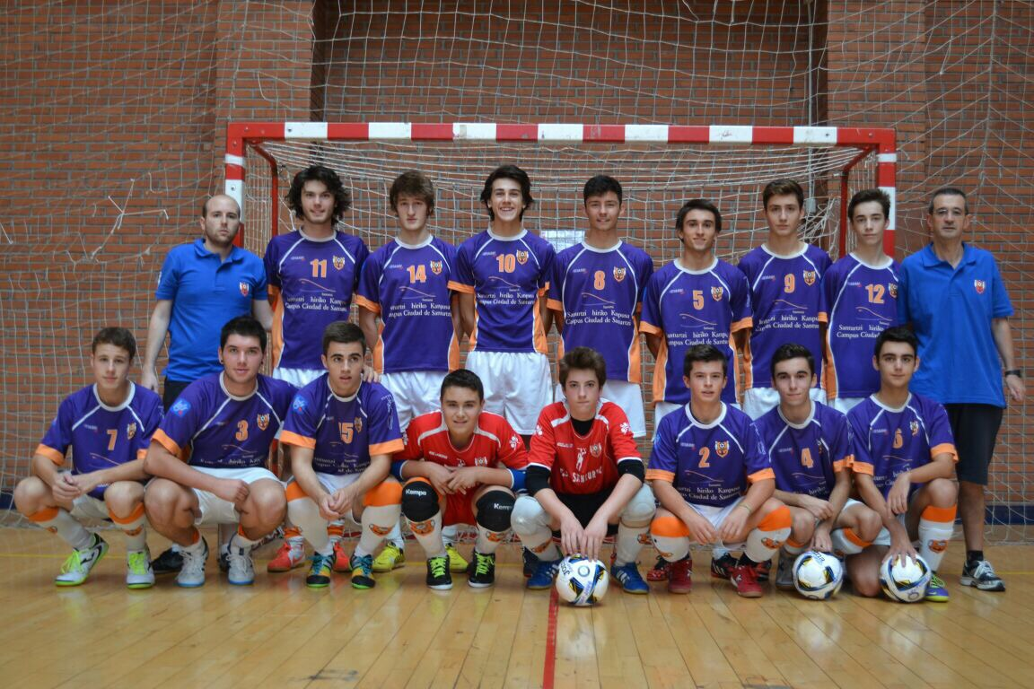 Juvenil 2014-15