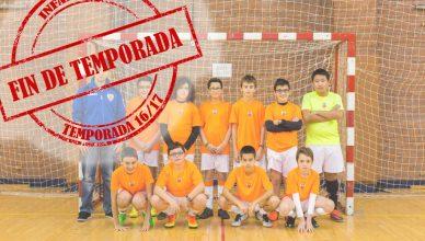 infantilB_16-17_Fin_De_temporada